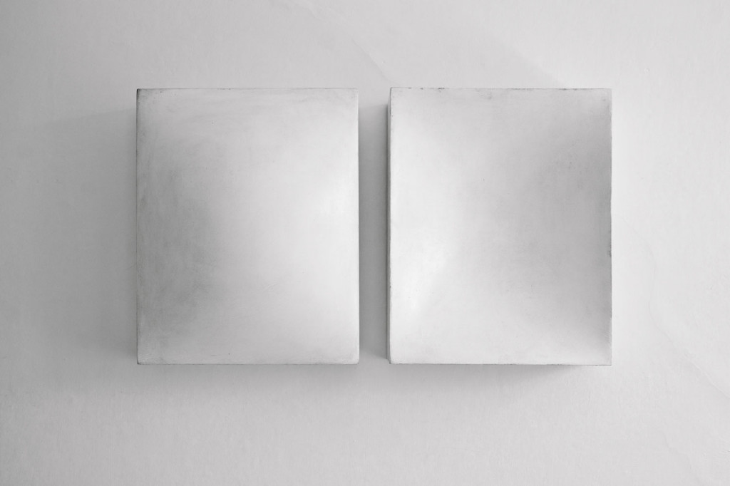 Convex Concace White