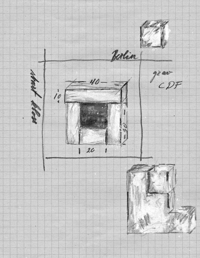 Hole Sketch